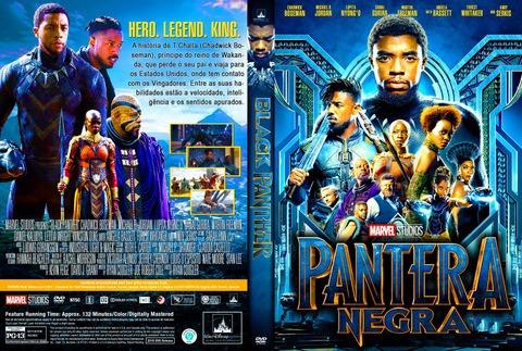 Comando filmes pantera negra