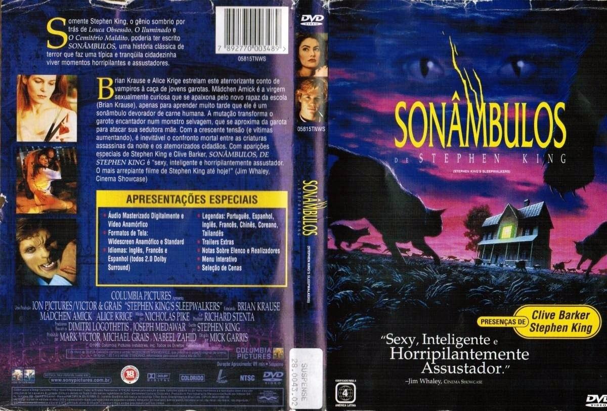 filme sonambulos stephen king
