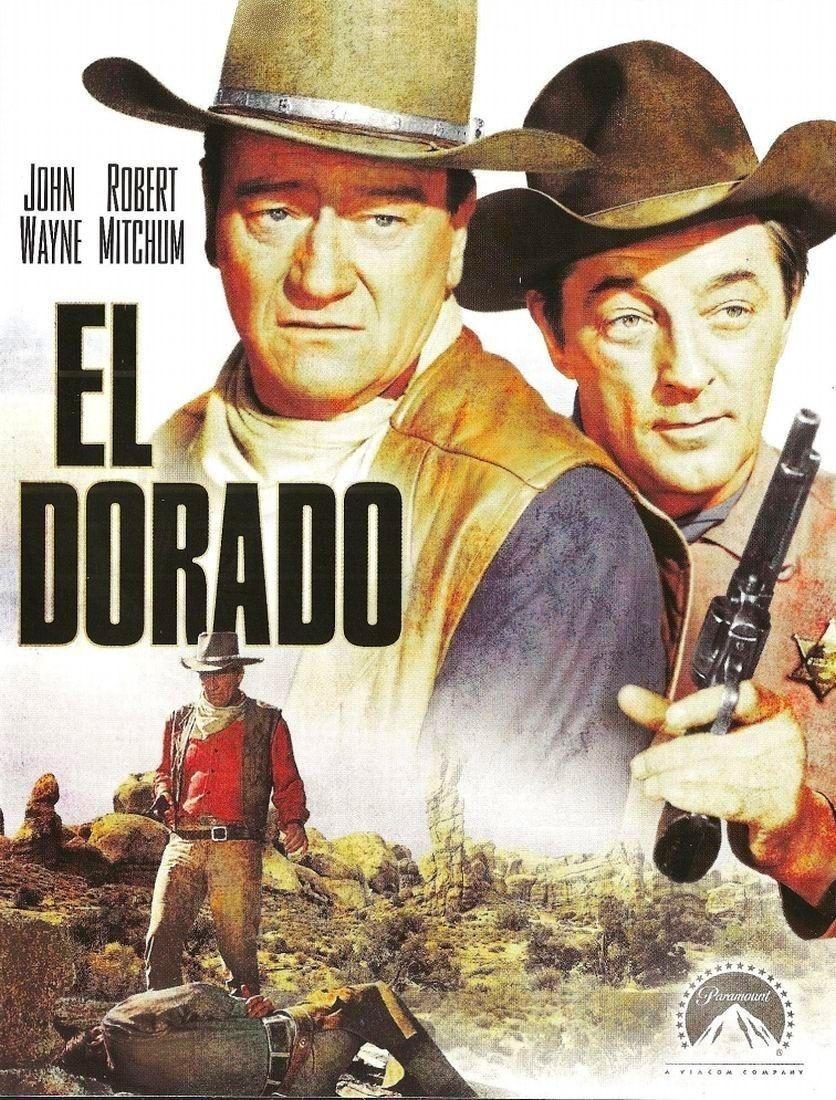 Filme El Dorado 1966 + Outro De Brinde - R$ 29,90 em Mercado Livre