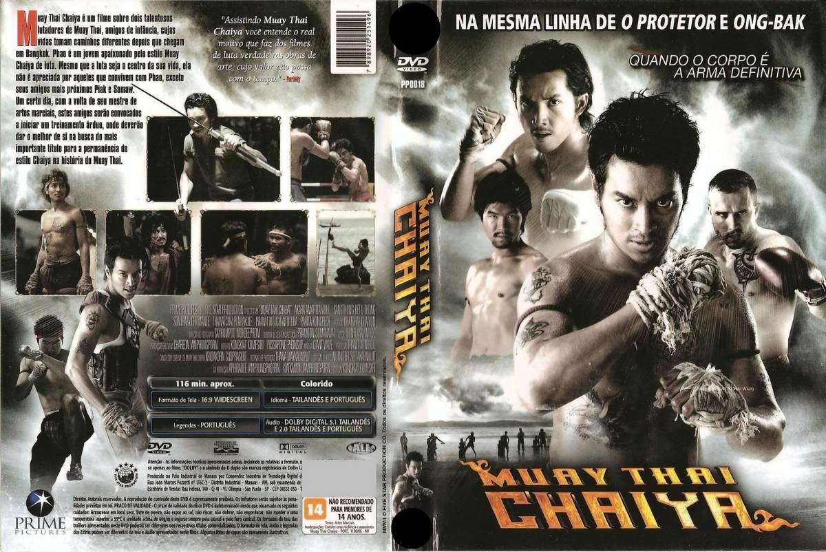 filme muay thai chaiya