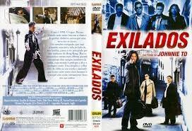 filme exilados - dvd original