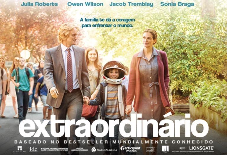 extraordinário filme completo