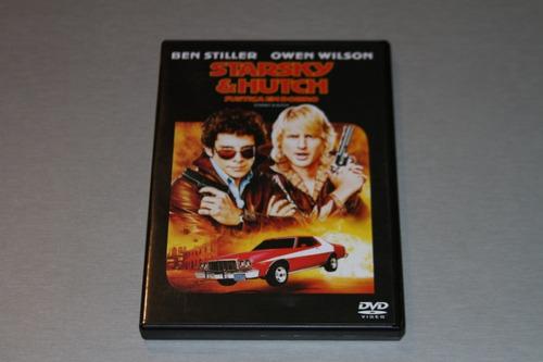 filme filme starsky & hutch dvd excelente estado