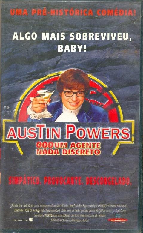Resultado de imagem para austin powers 000 um agente nada discreto