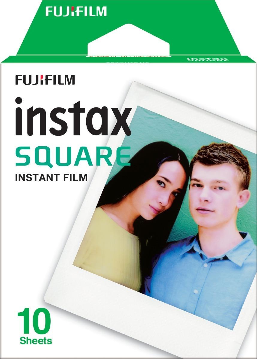 d45ac16f55a53 Filme Fujifilm Instax Square Com 30 Fotos - R  164