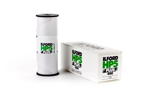 filme ilford hp5 plus black & white film [ aurora discos ]