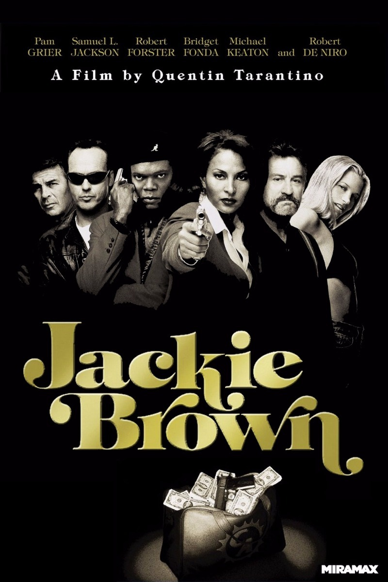Filme Jackie Brown - 1997 Em Dvd Dublado Frete Grátis - R$ 30,90 em Mercado  Livre