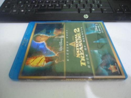 filme national treasure 2 bluray