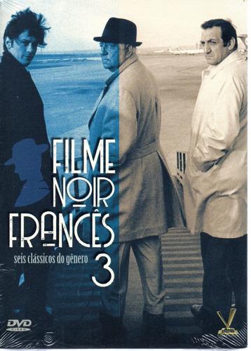 filme noir frances 3 com 6 cards - versatil - bonellihq l19