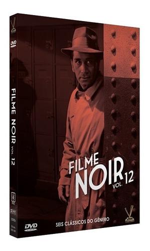 filme noir vol.12 - box com 3 dvds - burt lancaster - novo