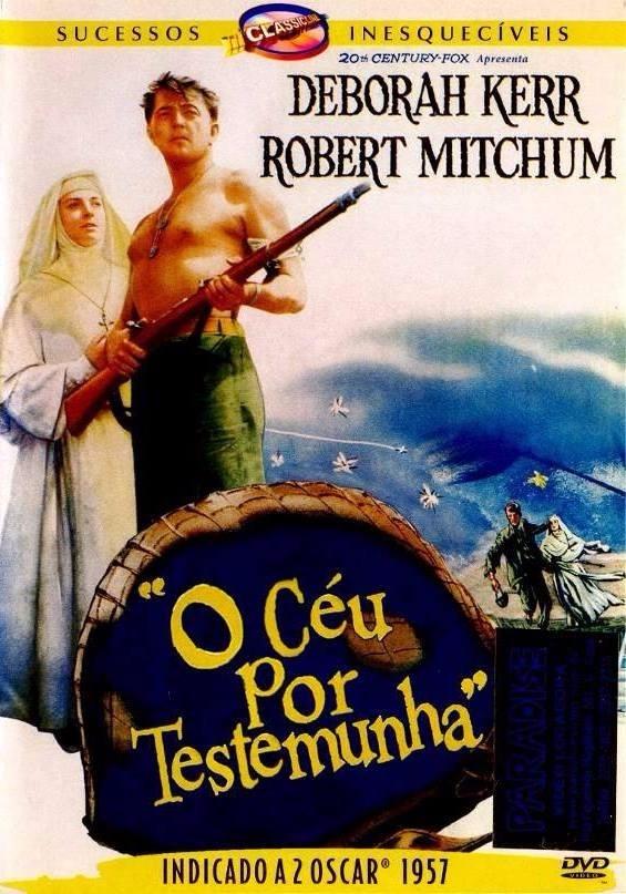 Filme O Céu Por Testemunha 1957 Dublado Frete Fixo - R$ 22,99 em ...