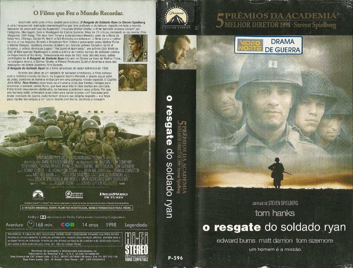 o resgate do soldado ryan legendado