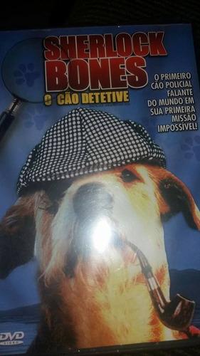 filme original sherlock bones o cão detetive