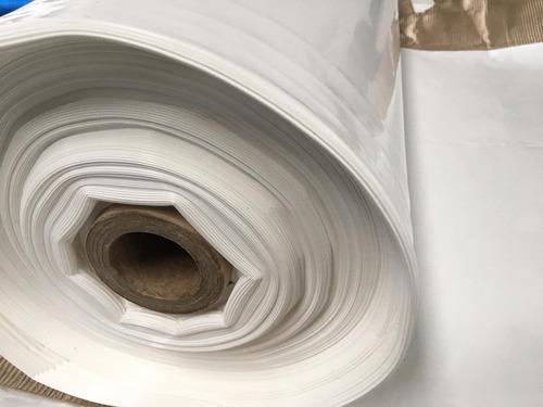 filme para estufa leitoso 4 metros x 5 metros 150 micras sn