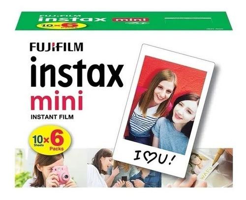 filme para instax mini 9 8 7s 90 70 pack com 60 fotos