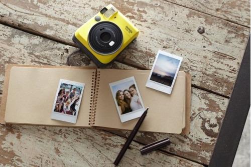 filme para instax mini 9 8 7s pack c/ 100 fotos 54x86mm nf