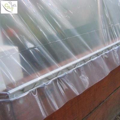 filme plástico para estufa 100micras valor m²