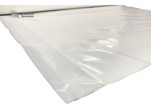filme plastico para estufa agricola 6m x 100m - 100 micras