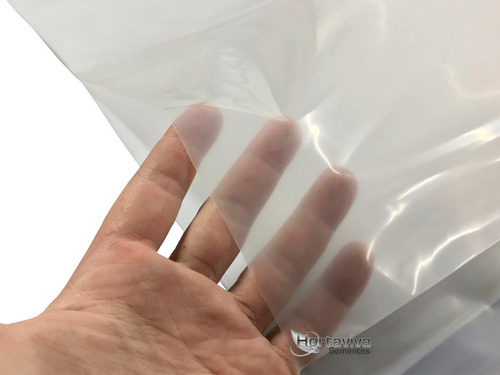 filme plastico para estufa agricola 6m x 8m - 100micras