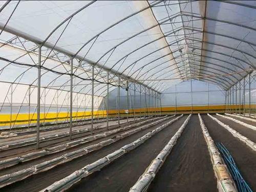 filme plastico para estufa agricola 6m x 8m  100micras