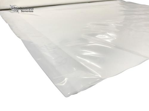 filme plastico para estufa agricola 9m x 70m - 150micras