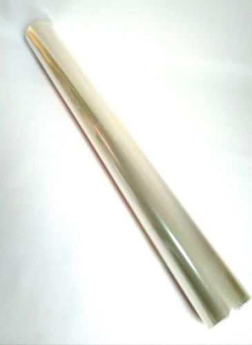 filme poliéster  para churrasco e assados 100 mt x 60 cm