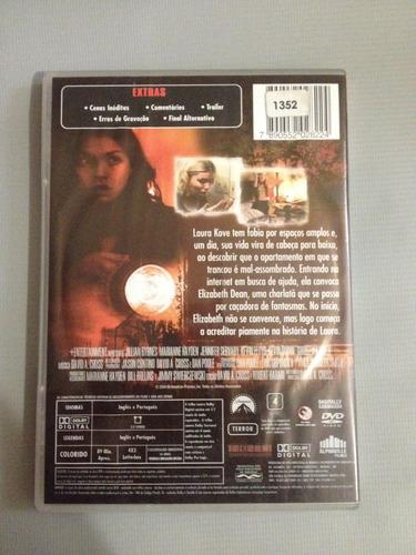 filme terror dvd