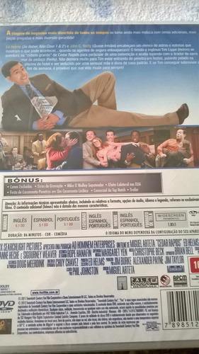 filme: um negócio nada seguro - dvd (novo-lacrado)