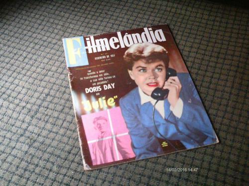 filmelandia n. 27 fevereiro de 1957 - leia o anuncio