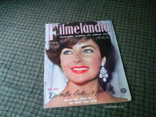 filmelandia n.77 abril de 1961