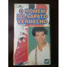 3b3c6f804 Dvd O Homen Do Sapato Vermelho Tom Hanks no Mercado Livre Brasil