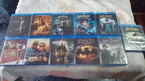 filmes em blu-ray pouco uso,confira os títulos.