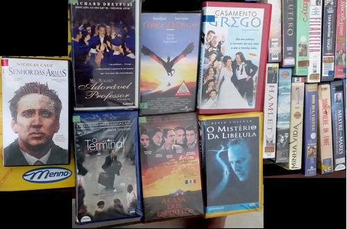 filmes vhs originais