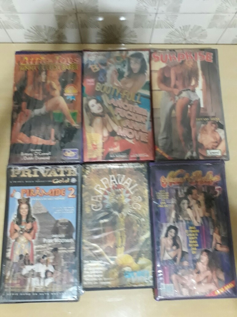 Covers vhs porn