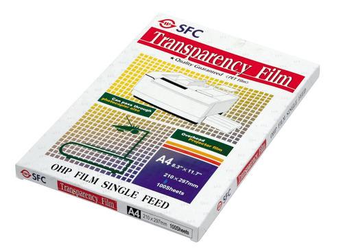 filminas 100 transparencia a4 impresoras laser y fot