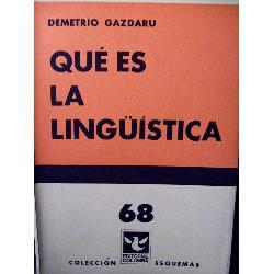 filología que es la lingüistica demetrio gazdaru ed columba