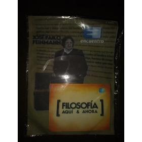Filosofia Aqui Y Ahora Con josé Pablo Feinmann Dvd