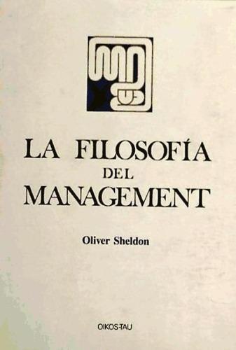 filosofia del management, la(libro management (general))