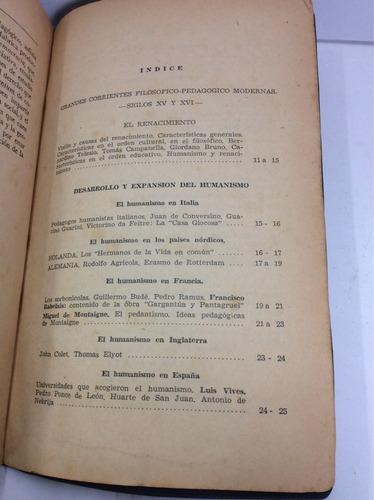 filosofía e historia de la educación, nicolás gaviria e.