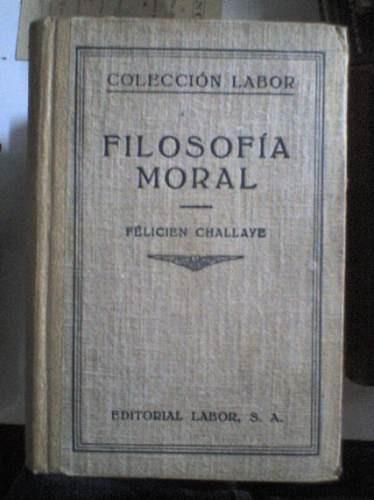 filosofia moral