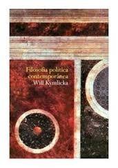 filosofia política contemporânea - will kymlicka