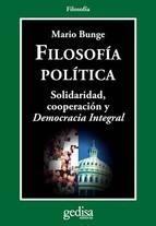 filosofía política / mario bunge (envíos)