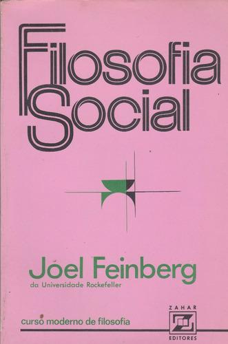 filosofia social - joel feinberg
