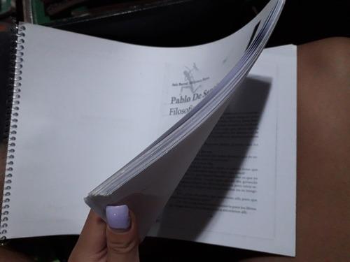 filosofía y letras - libro