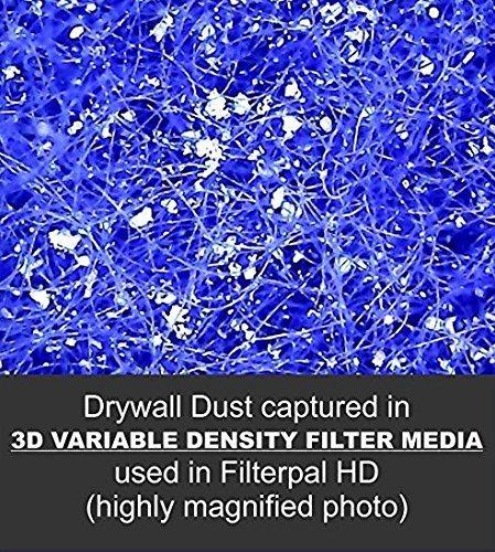 filterpal fp1  1 pack  -  el polvo se detiene aqui