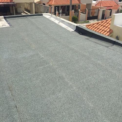 filtraciones de techo en santo domingo - instalación lona sd