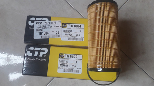 filtro 1r1804 26560201 combustible perkins y caterpillar
