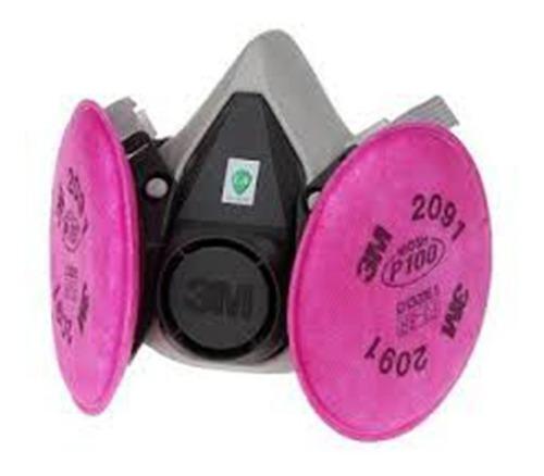 filtro 2091 3m set dos piezas distribuidor oficial