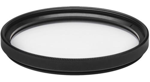 filtro 55 mm uv para canon, nikon y sony fotografía