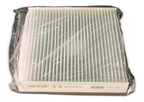filtro a/a de polen peugeot 206 original